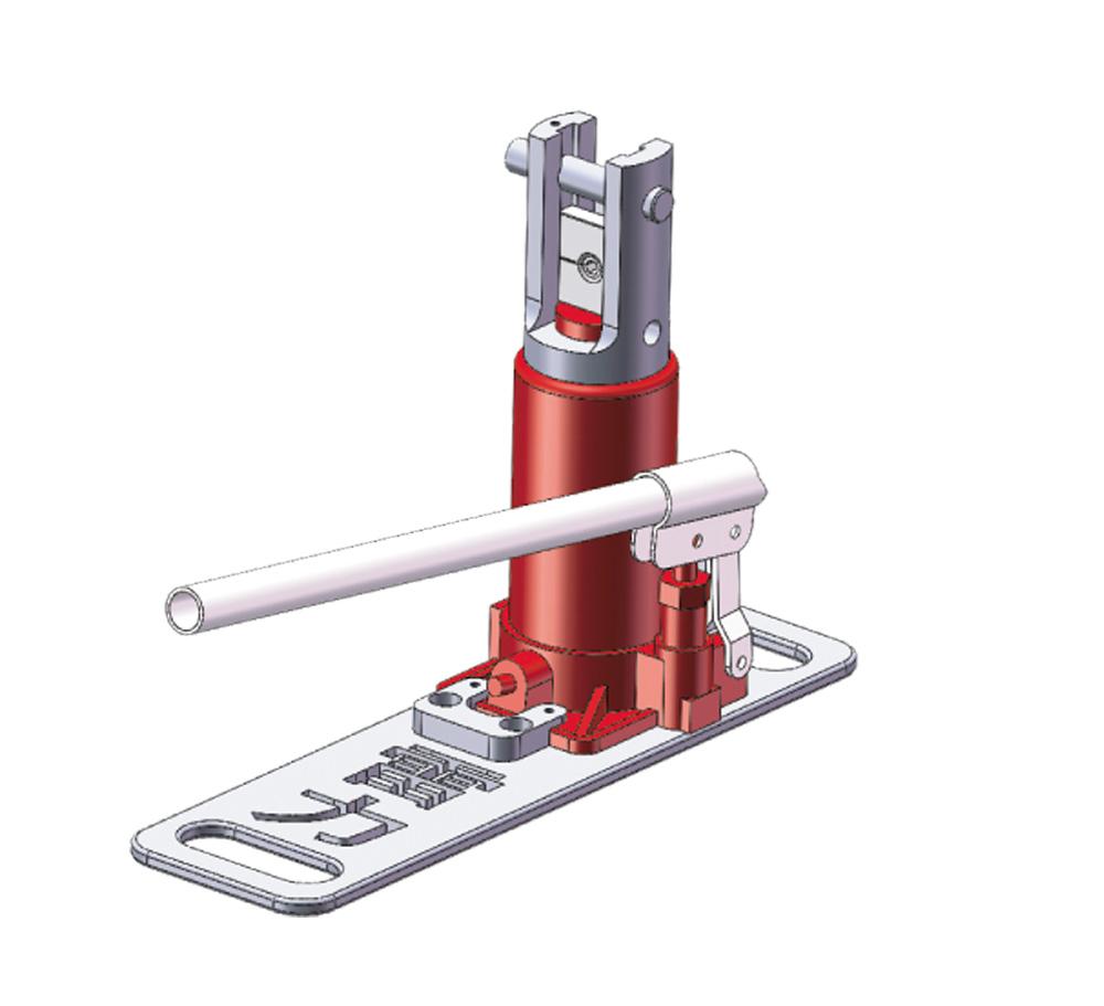 Hydraulic Plier